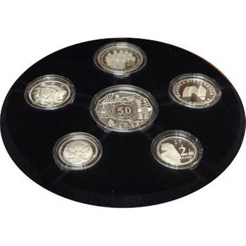 2003 Fine Silver Year Set