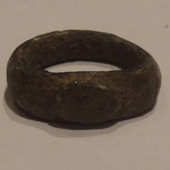 Rome Roman Ring AU Size B0.5