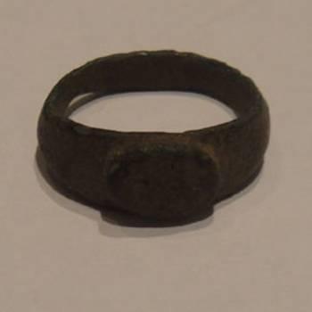 Rome Roman Ring AU Size F