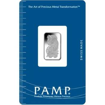 5 g PAMP Suisse Platinum Bullion Minted Bar