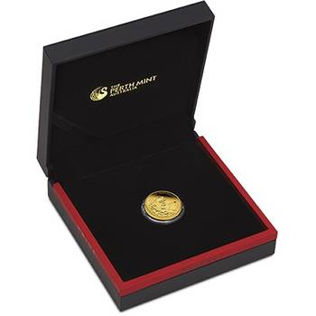 1/4 oz 2017 The Anzac Spirit 100th Anniversary Beersheba Gold Proof Coin