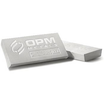1 kg OPM Silver Bullion Bar
