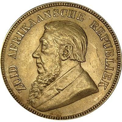 kruger coins south africa