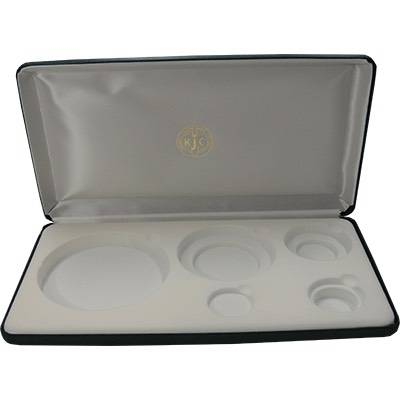 5 Coin Perth Mint Silver Set Display Box