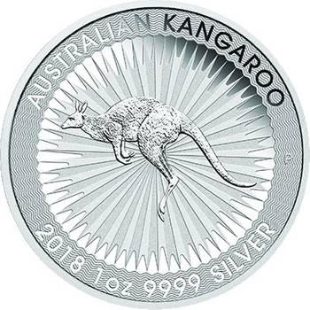 1oz Australian Kangaroo Silver Bullion Coin - Dates of KJC's Choice
