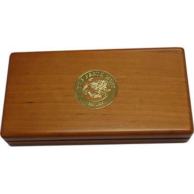 Perth Mint Three Gold Coin Display Box