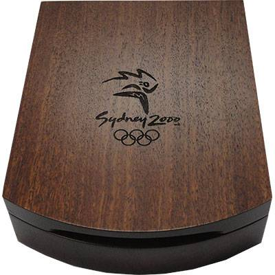1kg Sydney 2000 Olympic Silver Masterpiece Official Display Box