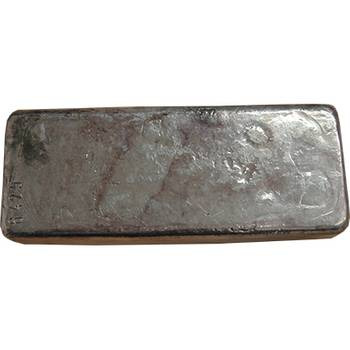 100oz Vintage Perth Mint Cast Silver Bar