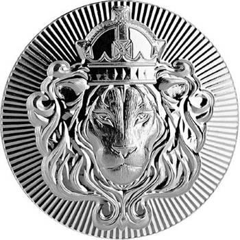 5oz Scottsdale Stacker Silver Bullion Round