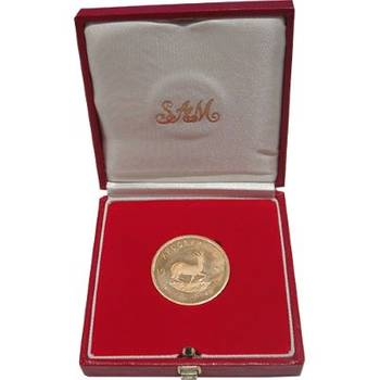 1oz 1985 South African Gold Krugerrand Proof Coin (Mint Condition)