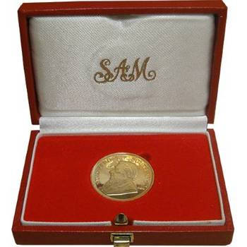 1/2oz 1990 South African Gold Krugerrand Proof Coin (Mint Condition)