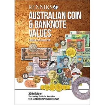 Rennicks Australian Coin & Banknote Values 29th Edition