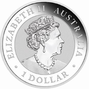 1oz 2019 Australian Koala Pig Privy Silver Bullion Coin (Brand New Coins)