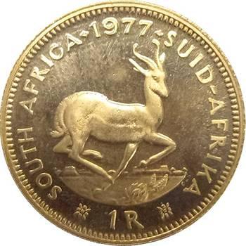 1 Rand South African Gold Bullion Coin