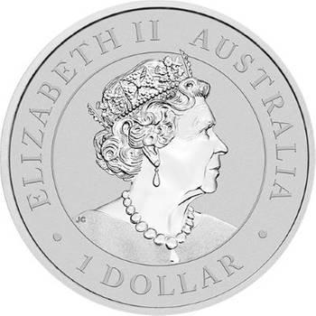 1oz 2019 Australian Super Pit Silver Bullion Coin (Brand New Coins)