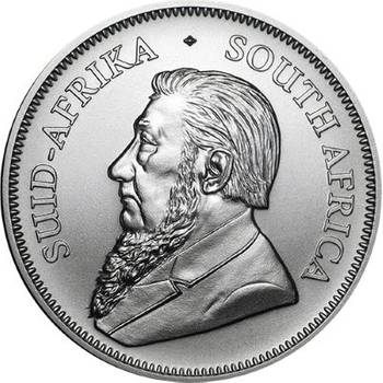 1oz 2019 South African Krugerrand Silver Bullion Coin (Brand New Coins)