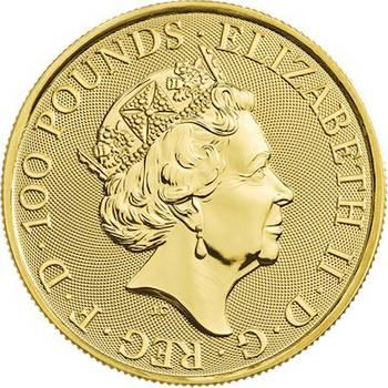 1 oz 2020 Great Britain Britannia Gold Bullion Coin