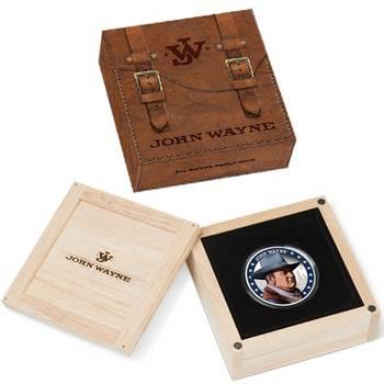 1 oz 2020 John Wayne Silver Proof Coin