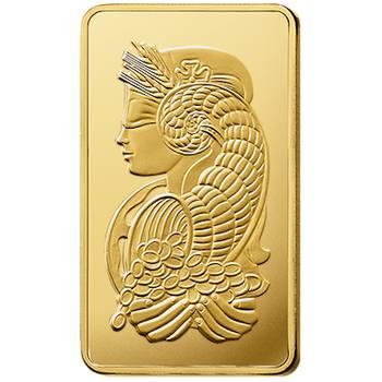 500gram PAMP Suisse Gold Bullion Minted Bar (Brand New Bars)