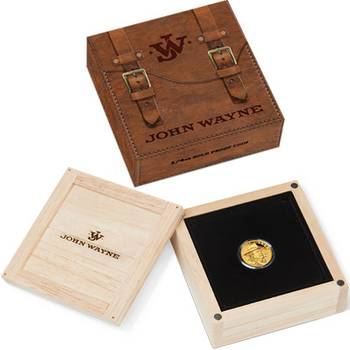 1/4 oz 2020 John Wayne Gold Proof Coin