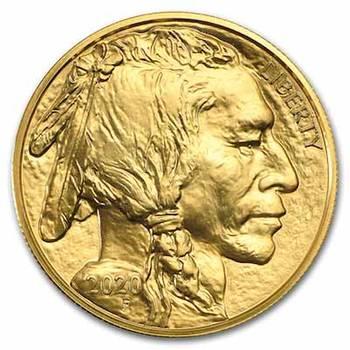 1 oz 2020 American Buffalo Gold Bullion Coin