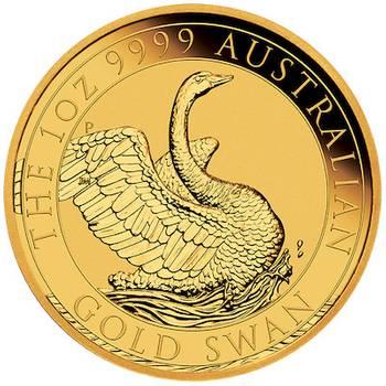 1oz 2020 Australian Swan Gold Bullion Coin