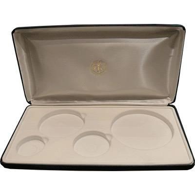 4 Coin Perth Mint Silver Set Display Box