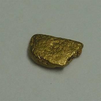 Natural Gold Nugget - 0.2 g