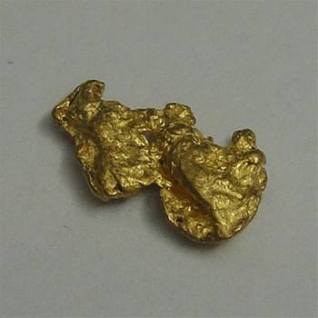 Natural Gold Nugget - 0.1g