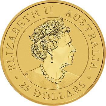 2019 1/4oz Australian Kangaroo Gold Bullion Coin (Brand New Coins)