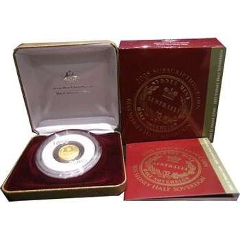 1855-2005 Sydney Half Sovereign One Dollar Silver Coin