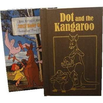 2012 Dot and the Kangaroo Baby Six Coin Proof Set
