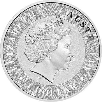 1 oz Australian Kangaroo Silver Bullion Coin -Mixed Dates