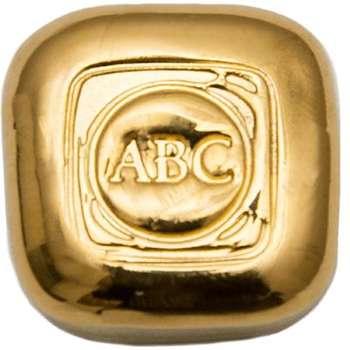 1 Luong (37.5grams) ABC Cast Gold Bullion Bar