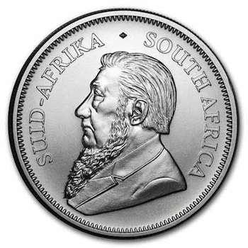 1 oz 2020 South Africa Krugerrand Silver Bullion Coin