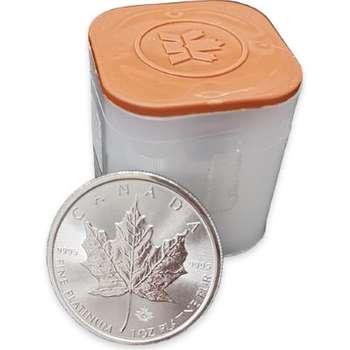 1 oz 2016 Canadian Maple Platinum Bullion Coin