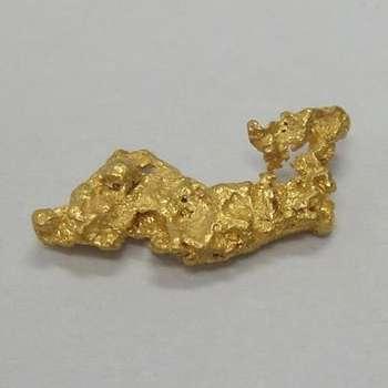 Natural Gold Nugget - 0.5 g