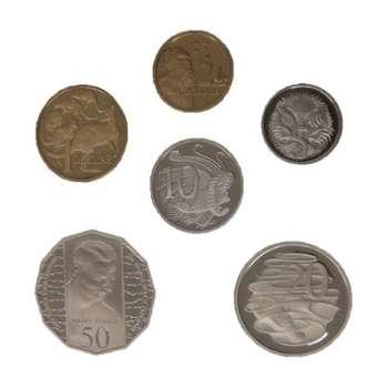 1995 Royal Australian Mint Proof Coin set