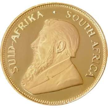 1/2 oz 1986 South Africa Krugerrand Gold Proof Coin