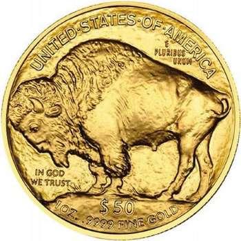 1 oz 2021 American Buffalo Gold Bullion Coin