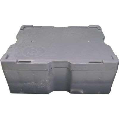 Empty 1 oz Perth Mint Silver Monster Box - 500oz