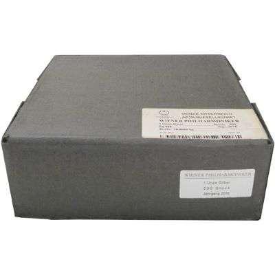 Empty 1 oz Philharmonic Silver Non-Sealed Monster Box  500 oz