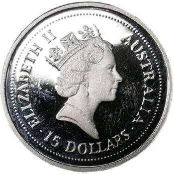 1/10 oz 1996 Australian Koala Platinum Bullion Coin (Proof Strike)